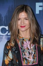 JILL HENNESSY at Fox All-star Party at 2017 Winter TCA Tour in Pasadena 01/11/2017