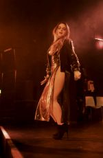JOANNA JOJO LEVESQUE Performs at a Concert in Manchester 01/29/2017