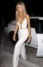JOANNA KRUPA at Catch LA in West Hollywood 01/11/2017