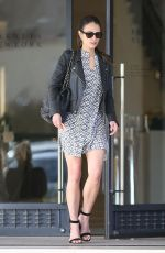 JORDANA BREWSTER Out Shopping in Beverly Hills 01/19/2017