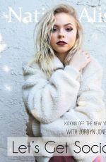 JORDYN JONES in Nation Alist Magazine, January 2017 Issue