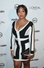 JORDYN WOODS at Marie Claire's Image Maker Awards 2017 in West Hollywood 01/10/2017