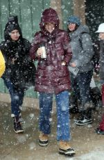 JUDY GREER Out in Park City 01/22/2017