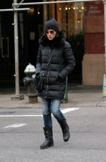 JULIANNA MARGUILES Out and About in New York 01/05/2017