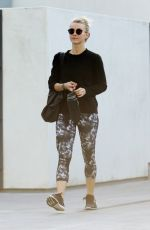JULIANNE HOUGH Out in West Hollywood 01/16/2017
