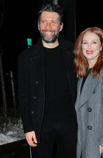 JULIANNE MOORE Arrives at a Stella McCartney Event in New York 01/10/2017
