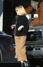 JULIE BOWEN Out and About in Los Angeles 01/25/2017