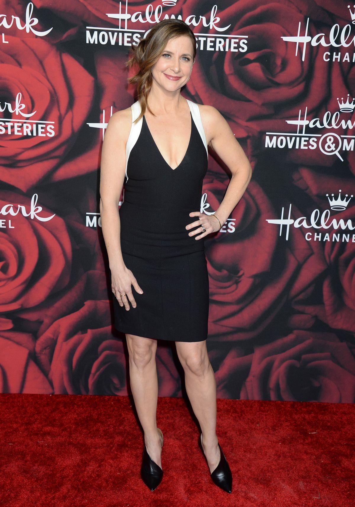 KALLIE MARTIN at Hallmark Channel 2017 TCA Winter Press Tour in Pasadena 01/14/2017