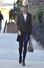 KARLIE KLOSS Out in New York 01/19/2017