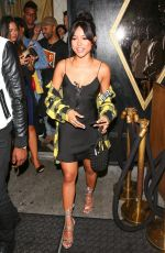 KARREUCHE TRAN at Bootsy Bellows in West Hollywood 01/14/2017