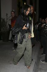 KARREUCHE TRAN at Catch LA in West Hollywood 01/26/2017