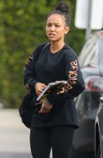 KARREUCHE TRAN Out and About in West Hollywood 01/18/2017