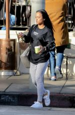 KARREUCHE TRAN Out and About in West Hollywood 01/19/2017