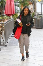 KARREUCHE TRAN Out in West Hollywood 01/26/2017