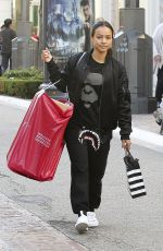 KARREUCHE TRAN Shopping in West Hollywood 01/30/2017