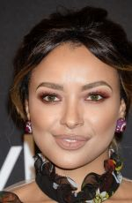 KAT GRAHAM at Warner Bros. Pictures & Instyle's 18th Annual Golden Globes Party in Beverly Hills 01/08/2017