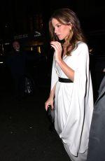 KATE BECKINSALE Arrives at Mayfair Hotel in London 01/22/2017