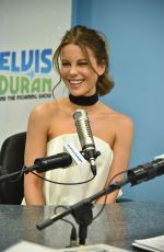 KATE BECKINSALE at Elvis Duran Z100 Morning Show in New York 01/04/2017