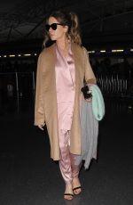 KATE BECKINSALE at JFK Airport in New York 01/03/2017