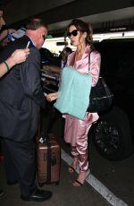 KATE BECKINSALE at Los Angeles International Airport 01/03/2017
