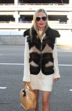 KATE BOSWORTH at LAX AIrport in Los Angeles 01/25/2017