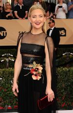 KATE HUDSON at 23rd Annual Screen Actors Guild Awards in Los Angeles 01/29/2017