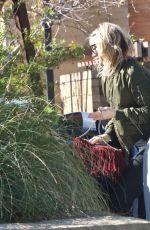 KATE HUDSON at Soho House in Malibu 01/25/2017