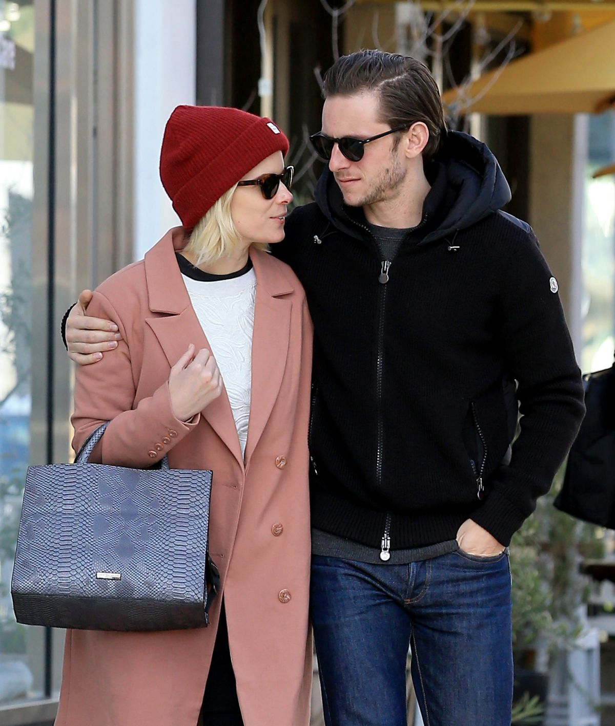 KATE MARA and Jamie Bell Out Shopping in Beverly Hills 01 ...