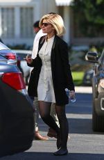 KATE MARA Leaves a Casting Office in Hollywood 01/17/2017