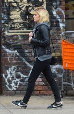 KATE MARA Leaves a Gym in New York 01/13/2017