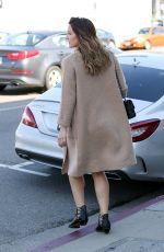 KATHARINE MCPHEE Out and About in Los Angeles 01/16/2017
