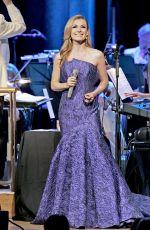 KATHERINE JENKINS Performs at Manchester Bridgewater Hall 12/19/2016