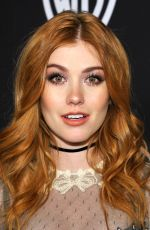 KATHERINE MCNAMARA at Warner Bros. Pictures & Instyle's 18th Annual Golden Globes Party in Beverly Hills 01/08/2017
