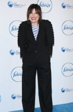 KATHRYN HAHN at Febreze Odor Odes Poetry in New York 01/29/2017