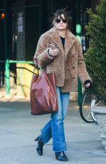 KATHRYN HAHN Out and About in Los Angeles 01/30/2017
