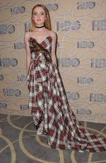 KATHRYN NEWTON at HBO Golden Globes Party in Beverly Hills 01/08/2017