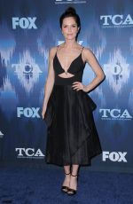 KATIE ASELTON at Fox All-star Party at 2017 Winter TCA Tour in Pasadena 01/11/2017
