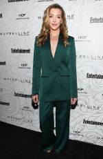 KATIE CASSIDY at Entertainment Weekly Celebration of SAG Award Nominees in Los Angeles 01/28/2017