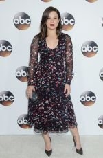 KATIE LOWES at Dinsey/ABC 2017 TCA Winter Tour in Pasadena 01/10/2017