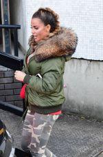 KATIE PRICE Leaves ITV Studios in London 01/05/2017