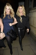 KATIE PRICE Night Out in Manchester 01/26/2017