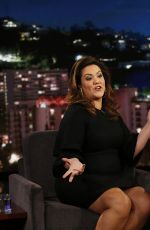 KATY MIXON at Jimmy Kimmel Live in New York 01/17/2017