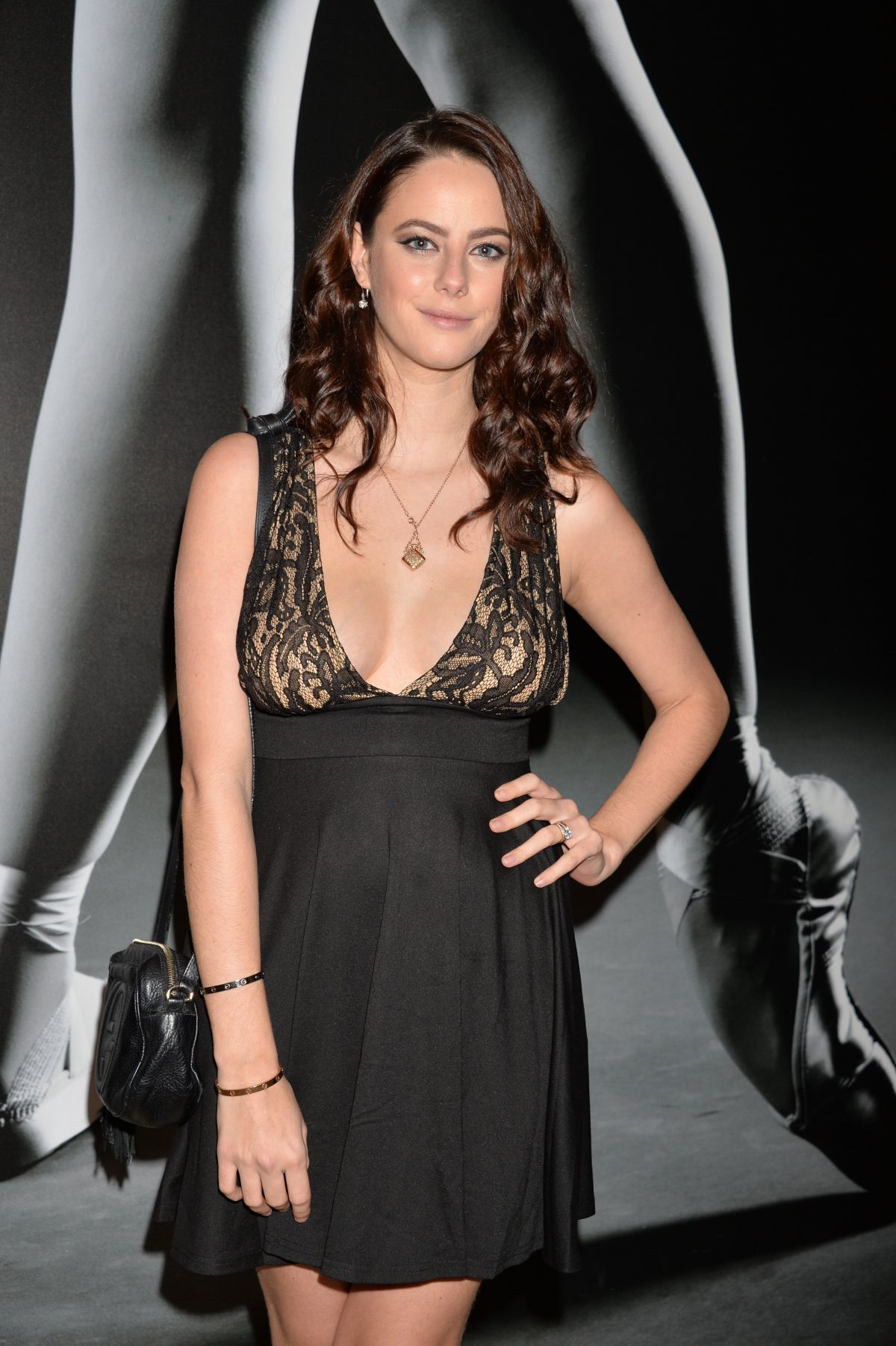 KAYA SCODELARIO at