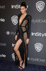 KAYLA RIVERA at Warner Bros. Pictures & Instyle's 18th Annual Golden Globes Party in Beverly Hills 01/08/2017
