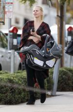 KAYTE WALSH Out and About in West Hollywood 01/02/2017