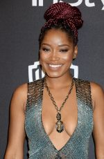 KEKE PALMER at Warner Bros. Pictures & Instyle's 18th Annual Golden Globes Party in Beverly Hills 01/08/2017