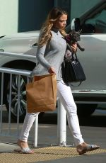 KELEIGH SPERRY Out and About in Studio City 12/29/2016