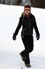 KELLY RIPA on Vacation in Telluride 12/29/2016