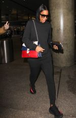 KELLY ROWLAND at Los Angeles International Airport 01/10/2017
