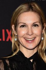 KELLY RUTHERFORD at Weinstein Company and Netflix Golden Globe Party in Beverly Hills 01/08/2017